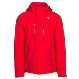 Descente Glade Mens Insulated Ski Jacket, Electric Red, 256