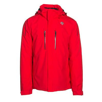 Descente Glade Mens Insulated Ski Jacket, Lichen Green, viewer