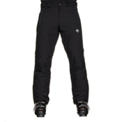 Descente Stock Mens Ski Pants, Black, medium