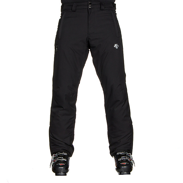 Descente Stock Mens Ski Pants, Black, 600