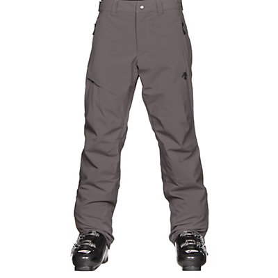 Descente Greyhawk Mens Ski Pants, Slate Gray, viewer