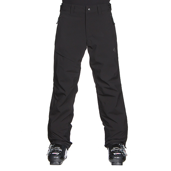 Descente Greyhawk Mens Ski Pants, Black, 600