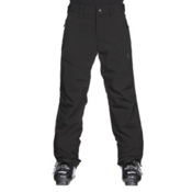 Descente Greyhawk Short Mens Ski Pants, Black, medium