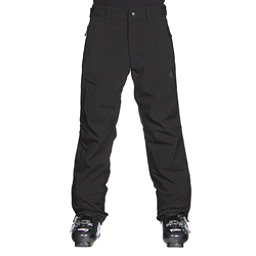 Descente Greyhawk Short Mens Ski Pants, Black, 256
