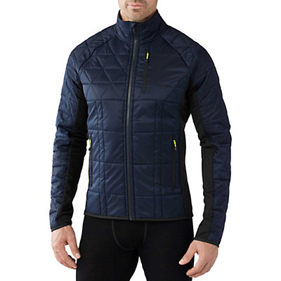 SmartWool Double Corbet 120 Mens Jacket, Deep Navy, viewer