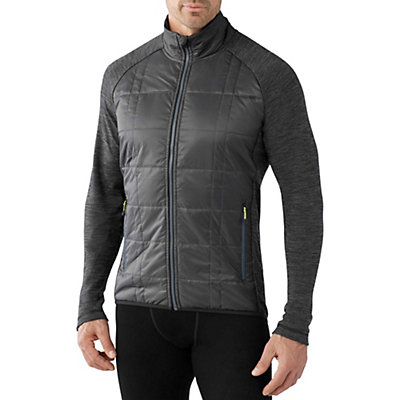 SmartWool Propulsion 60 Jacket, Graphite, viewer