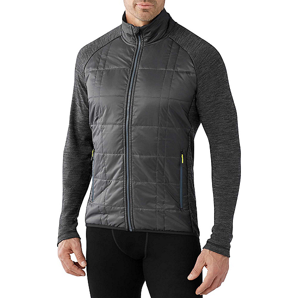 SmartWool Propulsion 60 Mens Jacket, Graphite, 600
