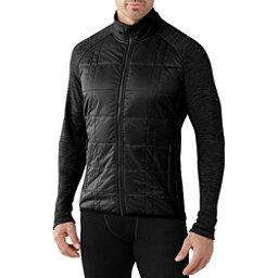 SmartWool Propulsion 60 Mens Jacket, Black-Black, 256