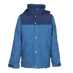 Burton Fray Boys Snowboard Jacket, Boro-Glacier Blue, 256