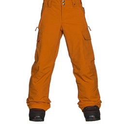 Burton Exile Cargo Kids Snowboard Pants, Maui Sunset, 256