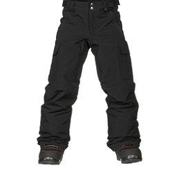 Burton Exile Cargo Kids Snowboard Pants, True Black, 256