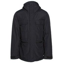 Burton Encore Mens Insulated Snowboard Jacket, True Black, 256