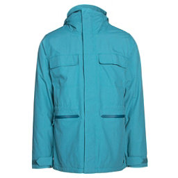 Burton Encore Mens Insulated Snowboard Jacket, Larkspur, 256
