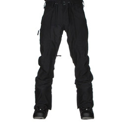 Burton Southside Mens Snowboard Pants, True Black, 256