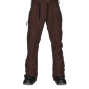Burton Southside Mens Snowboard Pants, Mocha, medium