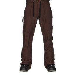 Burton Southside Mens Snowboard Pants, Mocha, 256