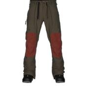 Burton Southside Mens Snowboard Pants, Keef-True Penny, medium