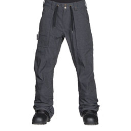 Burton Southside Mens Snowboard Pants, Denim, 256