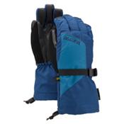 Burton Gore 2017 Kids Gloves, Boro-Glacier Blue, medium