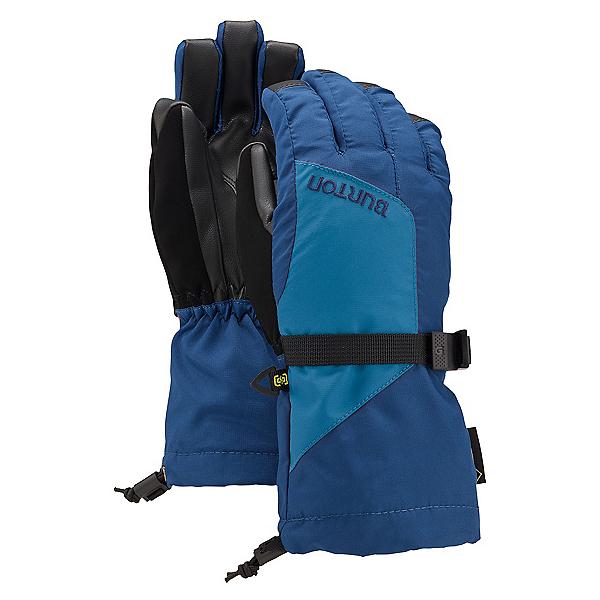 Burton Gore 2017 Kids Gloves, Boro-Glacier Blue, 600