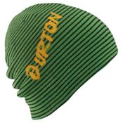 Burton Marquee Kids Hat, Slime-True Black, medium