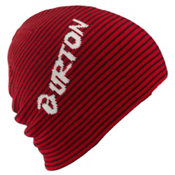 Burton Marquee Kids Hat, Process Red-True Black, medium