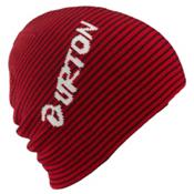 Burton Marquee Kids Hat, Process Red-True Black, medium