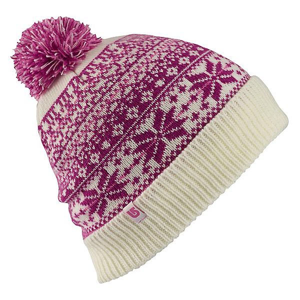 Burton McKenzie Kids Hat, Stout White, 600