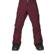 Burton Sweetart Girls Snowboard Pants, Sangria, medium