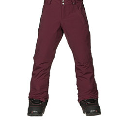 Burton Sweetart Girls Snowboard Pants, Sangria, 256