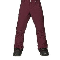 Burton Sweetart Girls Snowboard Pants, Sangria, 256