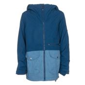 Burton Ace Boys Snowboard Jacket, Boro-Glacier, medium