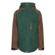 Armada Atka GORE-TEX Mens Insulated Ski Jacket, Spruce, medium