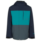 Armada Mantle Mens Insulated Ski Jacket, Navy, medium