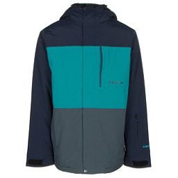 Armada Mantle Mens Insulated Ski Jacket, Navy, 256