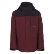 Armada Mantle Mens Insulated Ski Jacket, Burgundy, medium