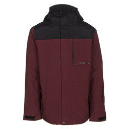 Armada Mantle Mens Insulated Ski Jacket, Burgundy, 256