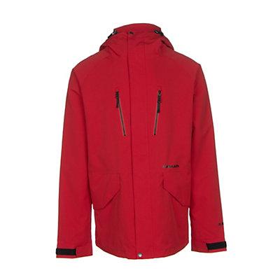 Armada Aspect Jacket Mens Shell Ski Jacket, Red, viewer
