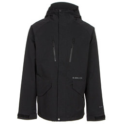 Armada Aspect Jacket Mens Shell Ski Jacket, Black, 256
