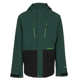 Armada Aspect Jacket Mens Shell Ski Jacket, Spruce, 256