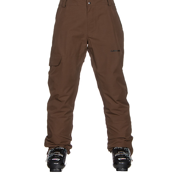 Armada Bleeker GORE-TEX Mens Ski Pants, Brown, 600