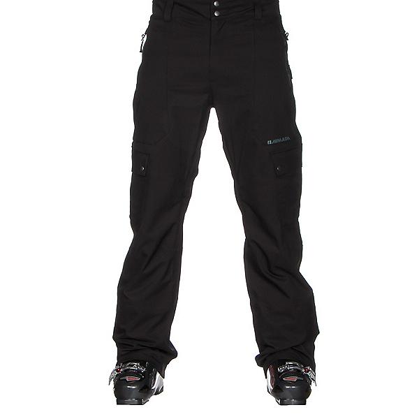 Armada Vision Pant Mens Ski Pants, Black, 600