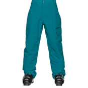 Armada Union Insulated Pant Mens Ski Pants, Tahiti Blue, medium