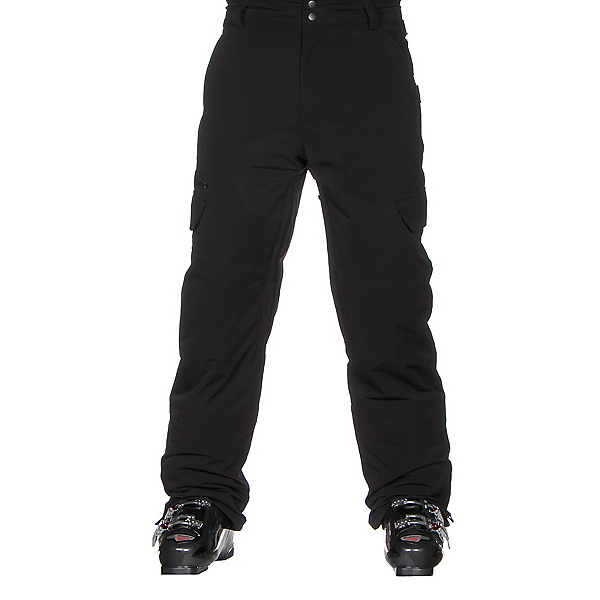 Armada Union Insulated Pant Mens Ski Pants, Black, 600