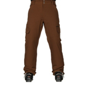 Armada Union Insulated Pant Mens Ski Pants, Brown, medium