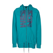 Armada Fievel Mens Hoodie, Tahiti Blue, medium