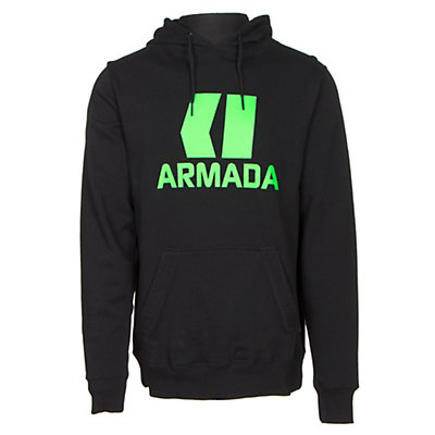 Armada Classic Pullover Hoodie, Black, viewer