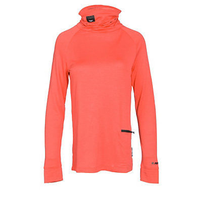 Armada Hideout Womens Mid Layer, Coral, viewer