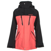 Armada Stadium Womens Insulated Ski Jacket, Coral, medium