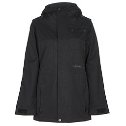 Armada Abbey Womens Insulated Ski Jacket, Black, 256